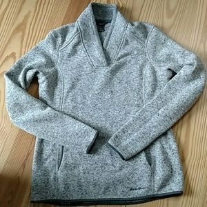 Beautiful Pullover Sweater Jacket